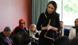 """النيوزيلنديون يرتدون الحجاب """"الجمعة"""" تضامنا مع المسلمين"""