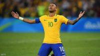 نيمار يفقد شارة قيادة البرازيل
