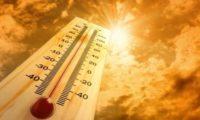 كتلة هوائية حارة تؤثر على المملكة اعتباراً من الاربعاء