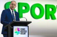 الأمير فيصل يؤكد أهمية توفير بيئة آمنة للرياضيين