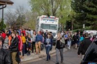 إصابة 8 طلاب بإطلاق نار بمدرسة أميركية
