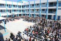 تعليق الدراسة يوم غد في مدارس قطاع غزة