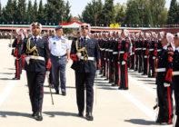 مندوباً عن الملك، الأمير فيصل يرعى حفل تخريج الفوج 30 من تلاميذ جامعة مؤتة
