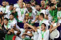 منتخب الجزائر يظفر بلقب أمم أفريقيا لكرة القدم