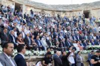 إطلاق مهرجان جرش بدورته الـ 34