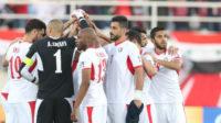 """""""النشامى"""" في المجموعة الثانية من تصفيات كأس العالم 2022"""