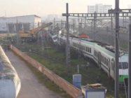 إعصار شديد يضرب طوكيو ويوقف حركة القطارات