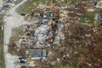 الإعصار دوريان أودى بحياة 43 شخصا في الباهاماس