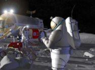أردني يشارك ببناء اول محطة دائمة للبشر على القمر