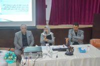 """""""عمان العربية"""" تشارك في ندوة حول """"مشاكل الطلبة الدراسية"""" في مدرسة الروم الارثوذكس"""