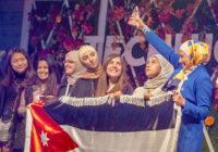 5 رياديات أردنيات يحصدن الفوز في أكبر تجمع للنساء بأميركا