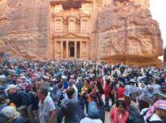 الفرجات: السائح رقم مليون يصل البترا الخميس والاحتفالات بدأت