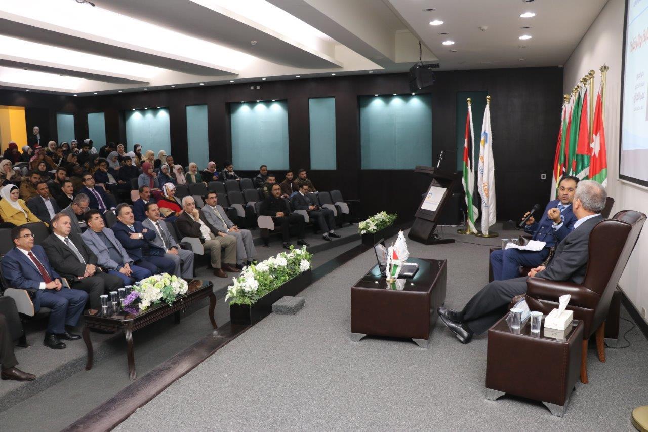 د. بريزات من عمان العربية  جزء من ممارسات حقوق الانسان ماتزال في المنطقة الرمادية