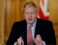 رئيس الوزراء البريطاني يعلن إصابته بفيروس كورونا