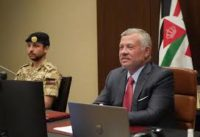 الملك: الأردن قدم نموذجاً رائعاً في التعاطي مع الوباء