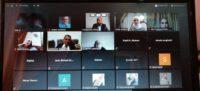 """مناقشة رسالة الماجستير التاسعة عن بعد في """"عمان العربية"""" حول علاقة إدمان الإنترنت بالاكتئاب والعزلة الاجتماعية لدى الطلاب في المرحلة الثانوية العليا في المدارس"""
