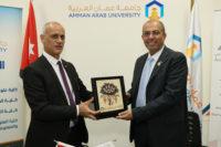 """حاضنة علمية في """"عمان العربية"""" للتدريب على الروبوت والذكاء الاصطناعي"""