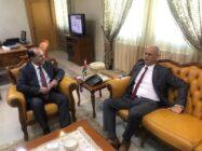 """مباحثات بين """"عمان العربية"""" والتعليم العالي للارتقاء بالمخرجات الاكاديمية"""