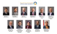 """تشكيلات أكاديمية في """"عمان العربية"""""""