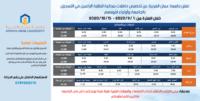تعلن جامعة عمان العربية عن تخصيص حافلات مجانية للطلبة الراغبين في التسجيل بالجامعة وأولياء أمورهم