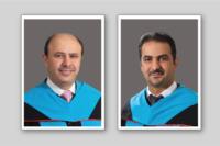 """ترقية الموسى والشبلي الى رتبة استاذ مشارك في """"عمان العربية"""""""