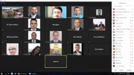 """ورشة عمل في """" عمان العربية"""" حول ربط المخرجات التعليمية للطلبة(ABET) بالتقييمات المباشرة للمواد الدراسية"""
