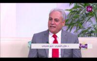 لقاء الدكتور مازن العمري من كلية الاعمال عبر شاشة تلفزيون رؤيا للحديث حولحتى لا تفترسك البطاقة الائتمانية