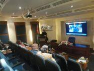 وفد من عمان العربية يزور المركز الأردني للتصميم والتطوير