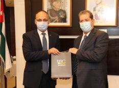 """""""عمان العربية"""" والمركز الأردني للتصميم والتطوير يوقعان اتفاقية تعاون"""