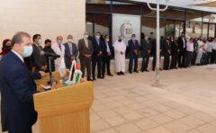 """أسرة """"عمان العربية"""" تتبادل التهاني بمناسبة عيد الأضحى المبارك"""