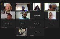 """مناقشة مشاريع تخرج لطلبة قسم الهندسة المدنية في """"عمان العربية"""""""