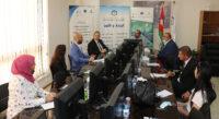 حلقة نقاشية حول وضع بيئة الابتكار والريادة في الاردن في جامعة عمان العربية