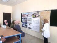 """مشروع تخرج لطالبة هندسة العمارة في """"عمان العربية"""""""